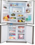 Sharp SJ-F80SPBK Fridge