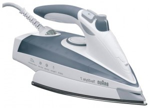Photo Smoothing Iron Braun TexStyle TS785STP