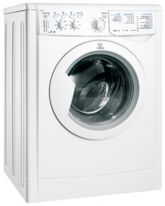 Photo Washing Machine Indesit IWC 6105 B