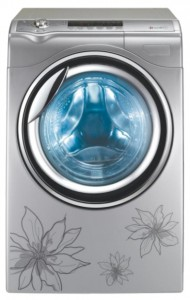 Photo Washing Machine Daewoo Electronics DWD-UD2413K
