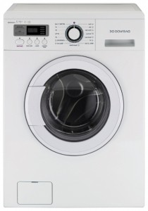 Photo Washing Machine Daewoo Electronics DWD-NT1212