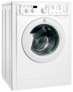 Photo Washing Machine Indesit IWUD 4105