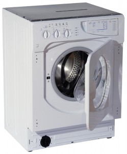 Photo Washing Machine Indesit IWME 8