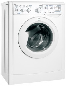 Photo Washing Machine Indesit IWUC 4105